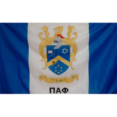 Pi Alpha Phi Fraternity Flag Custom Greek Flags Greek banners Greek merchandise