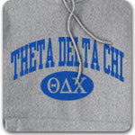 theta delta chi fraternity greek gear shirts printed design custom letters