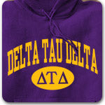 Delta Tau Delta Fraternity custom printed Greek merchandise