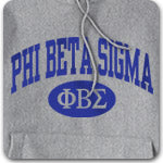 Phi Beta Sigma Fraternity custom printed Greek merchandise