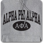 Alpha Phi Alpha Fraternity printed clothing and custom printed Greek gear