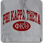 Phi Kappa Theta Fraternity custom printed Greek apparel