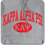Kappa Alpha Psi Fraternity custom printed Greek clothing