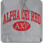 Alpha Chi Rho axp Fraternity letter clothing Custom Greek merchandise