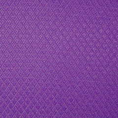 Diamond Embossed Purple Pattern