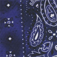 Purple Bandana Pattern