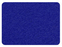 Royal Blue color Flock material Something Greek patterns