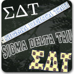 Sigma Delta Tau Sorority gifts and accessories Custom Greek merchandise
