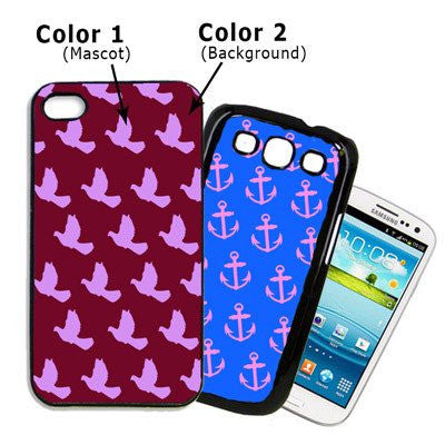 greek fraternity sorority mascot pattern phone case iphone somethinggreek
