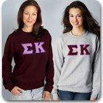 Sigma Kappa Sorority clothing specials on Greek merchandise