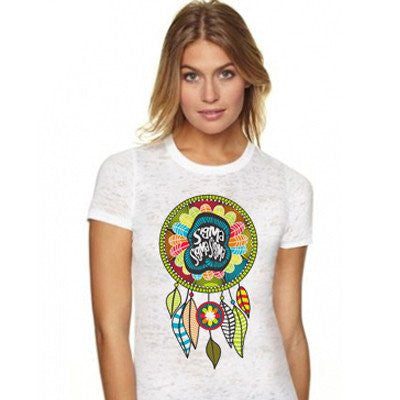 greek sorority dreamcatcher printed design somethinggreek shirt