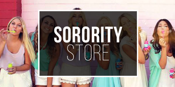 Shop all Sorority Custom Clothing