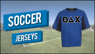 Something Greek merchandise soccer jerseys
