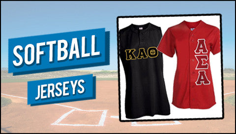 Something Greek merchandise softball jerseys