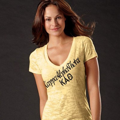 Sorority ladies' V-Neck