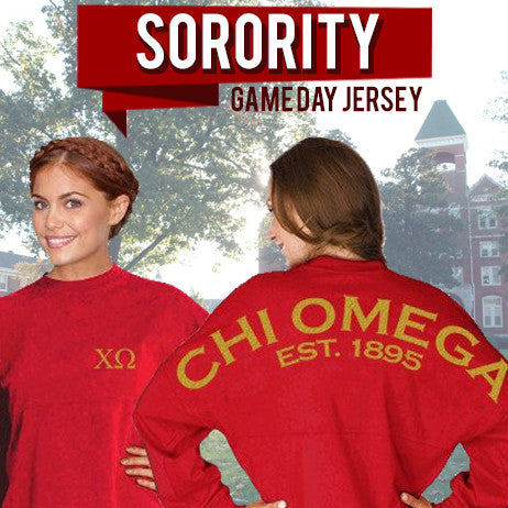 Something Greek Custom Sorority Jerseys