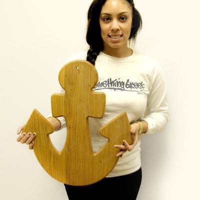 Something Greek Custom Wooden Symbol Plaques