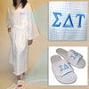 bath and spa apparel greek sorority and fraternity clothing