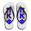 greek fraternity sorority flip flops merchandise and accessories