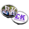 greek button and mirrors fraternity sorority accessories and shirts
