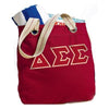 greek sorority bags tote shoulder hand somethinggreek fraternity