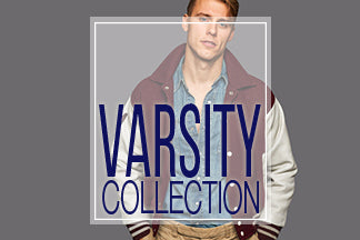Custom Fraternity Varsity clothing and Greek merchandise