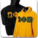 Omega Phi Beta Sorority clothing specials and custom Greek merchandise