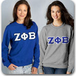 Zeta Phi Beta Sorority clothing specials custom Greek gear