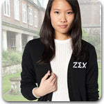 Zeta Sigma Chi Sorority embroidered Greek merchandise