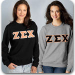 zeta sigma chi sorority cheap greek clothing 2 pack