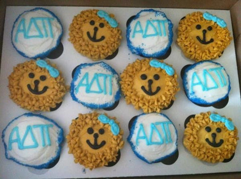 Something Greek Junk Food Alpha Delta Pi Sorority