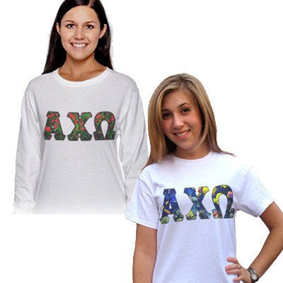 Sorority shirts budget collection custom Greek merchandise