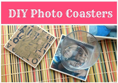 diy do-it-yourself fathers day coaster set custom image somethinggreek