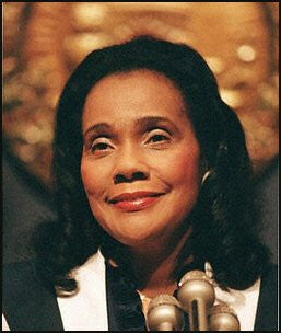 Something Greek Famous Celebrities Coretta Scott King Alpha Kappa Alpha Sorority