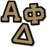 Alpha Phi Delta Fraternity do it yourself custom Greek merchandise