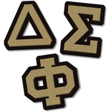 Delta Sigma Phi Fraternity do it yourself custom Greek merchandise