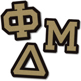 Phi Mu Delta Fraternity do it yourself Greek merchandise