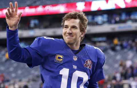 Something Greek Famous Celebrities Eli Manning Sigma Nu Fraternity