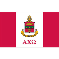 Alpha Chi Omega Women's Fraternity National sorority flags Custom Greek flags and banners