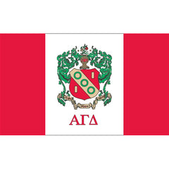 Alpha Gamma Delta National Sorority flag Custom Greek flags and banners