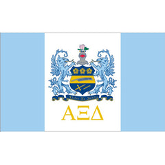 Alpha Xi Delta National Sorority Custom Greek Flags Greek banners Greek merchandise