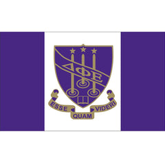 Delta Phi Epsilon dphie national Sorority clothing Custom Greek flags and banners