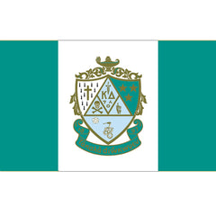 Kappa Delta National Sorority flag Custom Greek flags and banners
