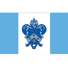Kappa Kappa Gamma Sorority Flags Custom Greek Flags Greek banners Greek accessories