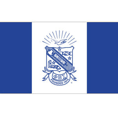Phi Beta Sigma Divine 9 Fraternity Flag Custom Greek Flags Greek banners