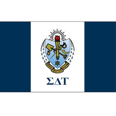 Sigma Delta Tau National Sorority Flags Custom Greek Flags Greek banners Greek merchandise