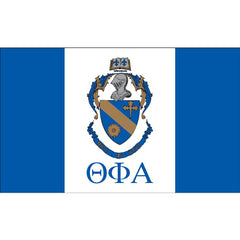 Theta Phi Alpha National Sorority flag Custom Greek flags and banners