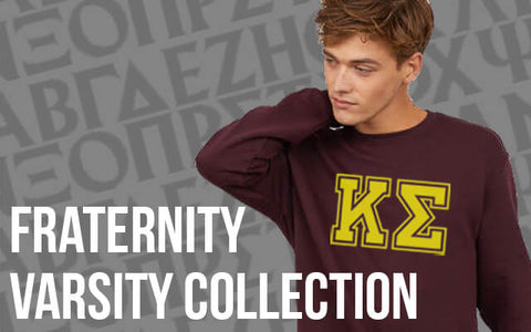 Fraternity Varsity Printed Clothing