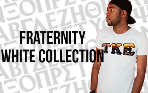 Fraternity White Collection