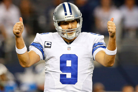 tony romo dallas cowboys quarterback fraternity greek sigma pi